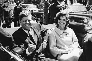 50 aniversario de la muerte de Kennedy