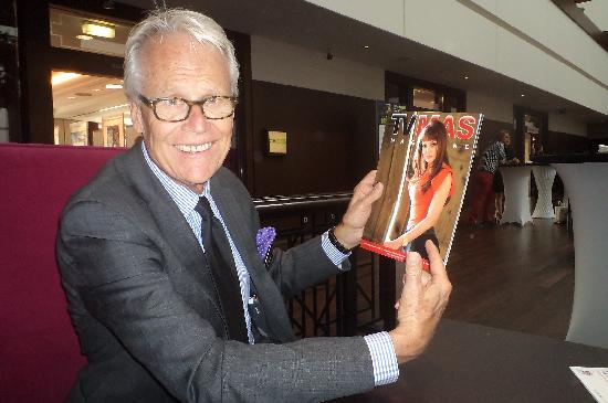 Rod Perth, presidente y CEO de NATPE