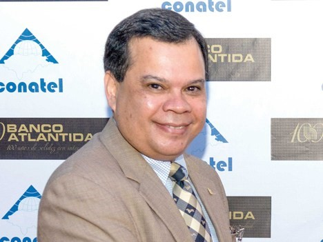 Ricardo Cardona, President of CONATEL of Honduras