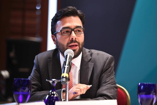 Gabriel Contreras, comisionado presidente del IFT de Mexico