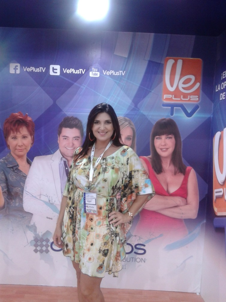 Carolina Lavado de Cisneros Media Distribution