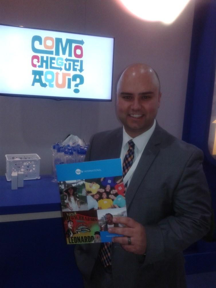 Daniel Souza de byutv