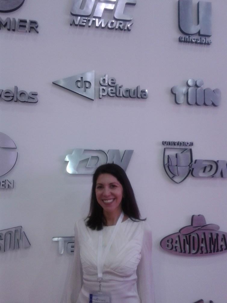 Geraldine Totesaut de UFC