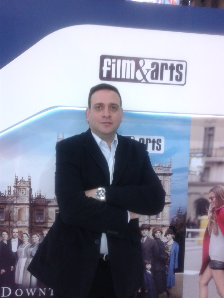 Hector  Rodriguez de AMC Networks Latin America