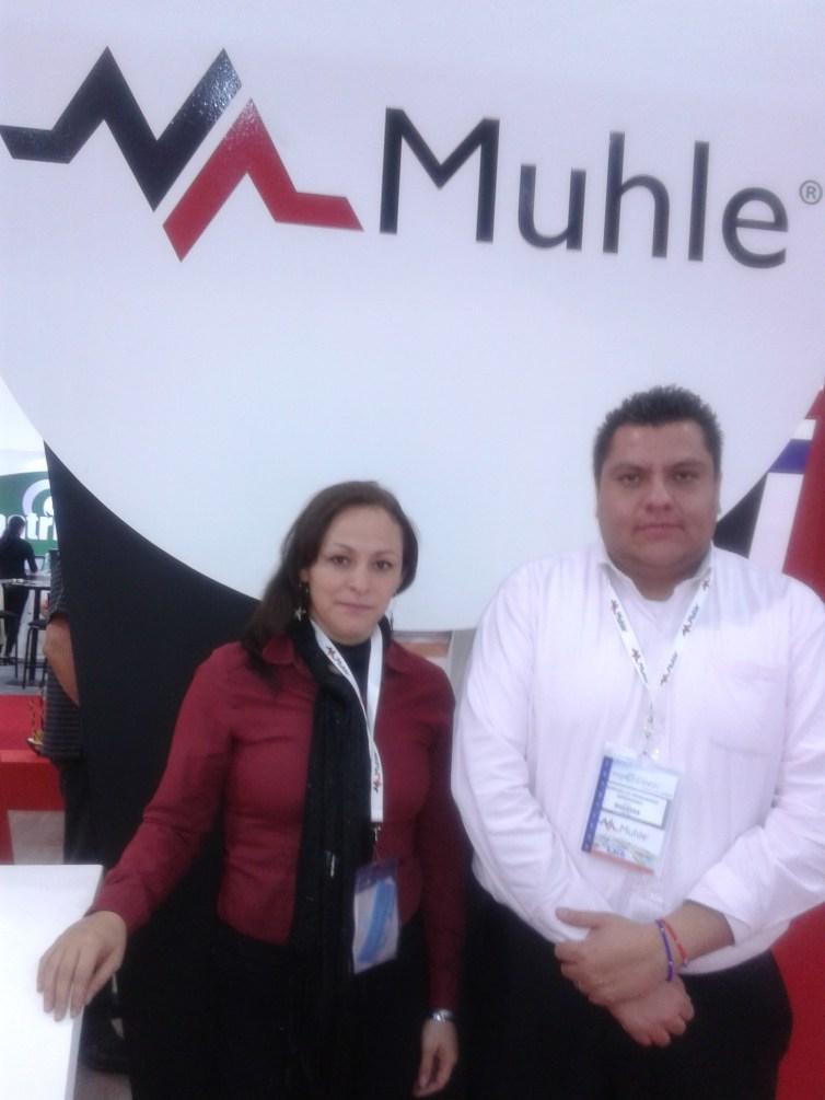 Jessica Morfin y Emanuelle Hernandez de Muhle