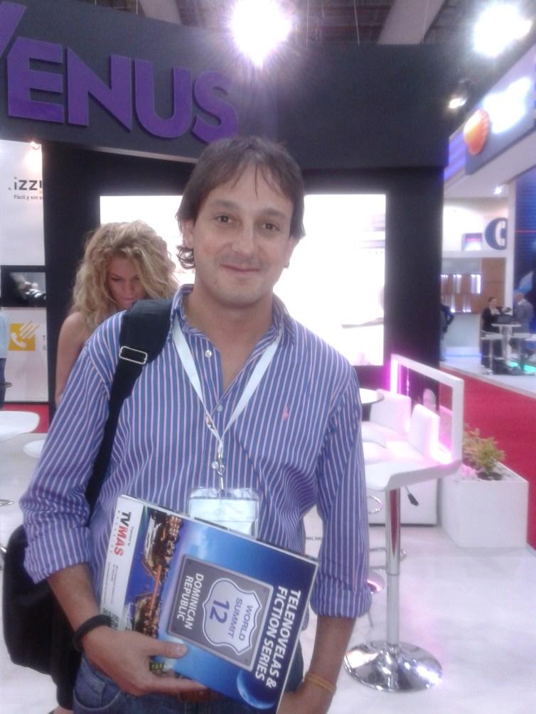 Pablo Vargas de GOL TV