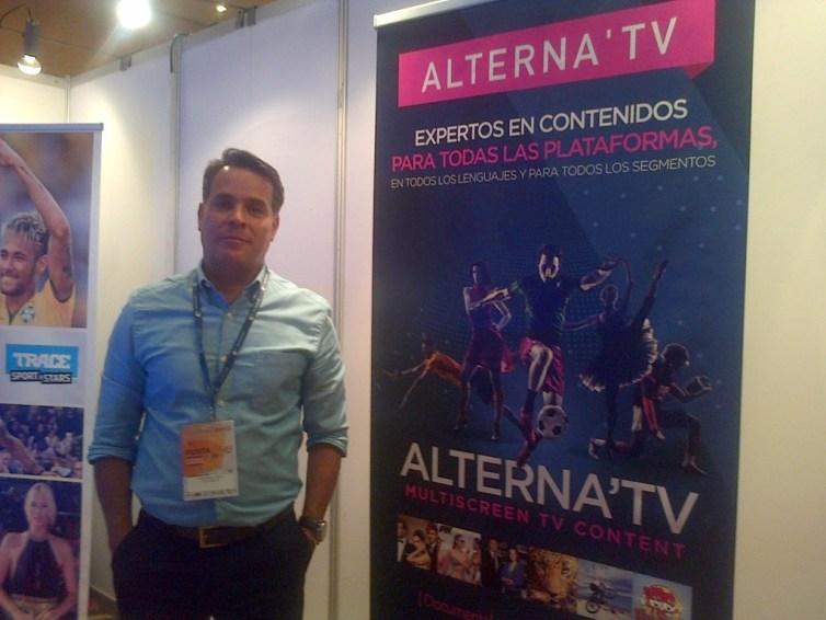 leonardo Pinto Directo de distribucion Alterna TV