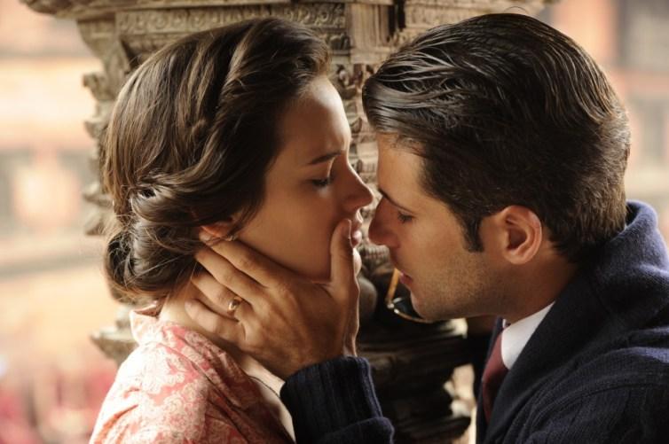 Franz (Bruno Gagliasso) diz que entende o Rimpoche disse e que Pérola ( Mel Maia) deve escolher o caminho dela