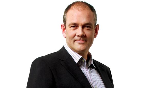 Paul Dempsey presidente de mercados globales de BBC Worldwide