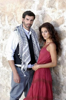 'Sila' es una de las telenovelas de Turquía, que destacan por la calidad de la producción y magníficos escenarios naturales, gracias a que cuentan con altos presupuestos. Cortesía Canal Pasiones