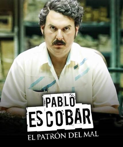 Africa loves the telenovelas of LATAM  Pablo Escobar, el patron del