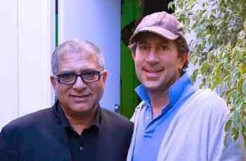 Depak Chopra y Larry Kasanoff