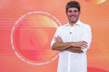 Raphael Correa (Foto: Globo_Fabio Rocha)