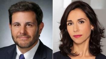 Enrique Guillen y Fidela Navarro