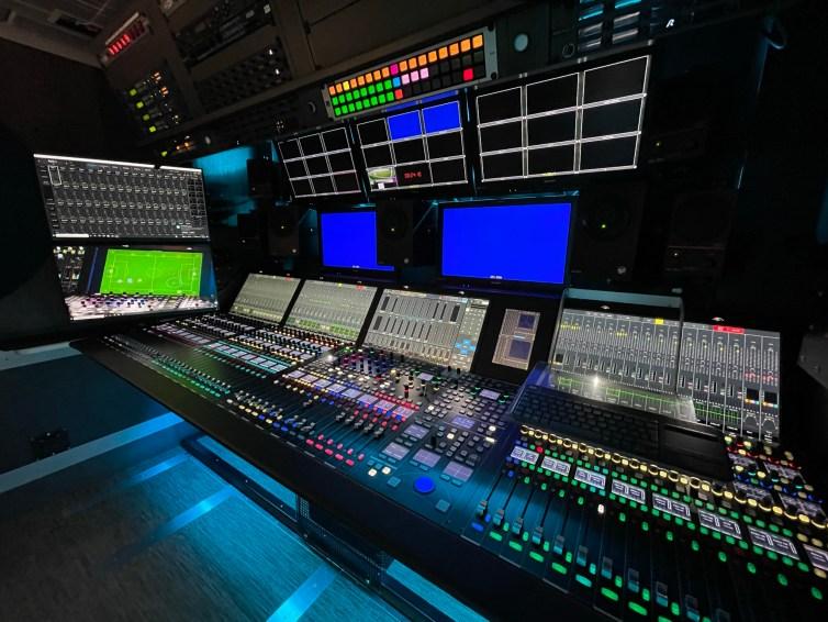 Audio Control Room 1