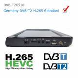 Deutschland DVBT2 H265