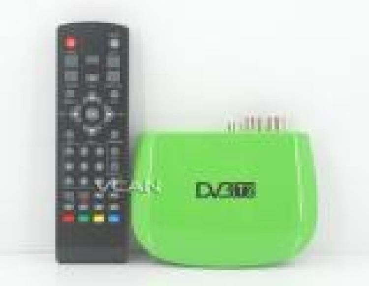 Mini HD DVB T2 Home Set Top Box with USB support PVR and H.264 7502