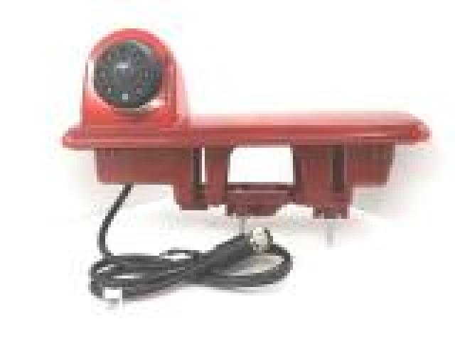 VCAN1337 Waterproof Car CCD CAMERA for OPEL VIVARO with audio night vision IR led 8 -