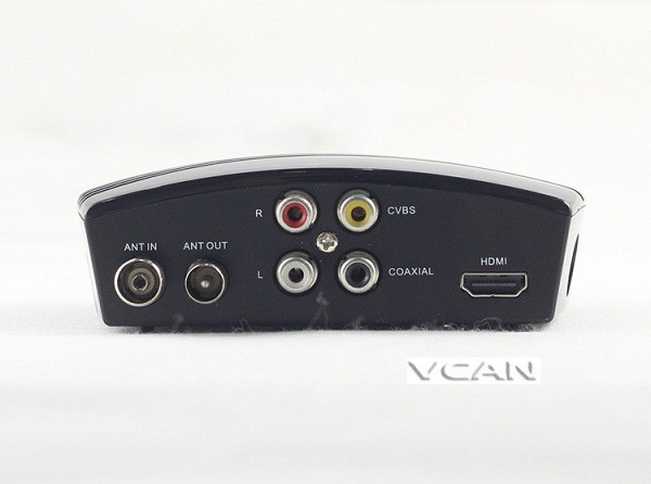 VCAN1076 HD mini Home DVB-T2 Digital TV Receiver