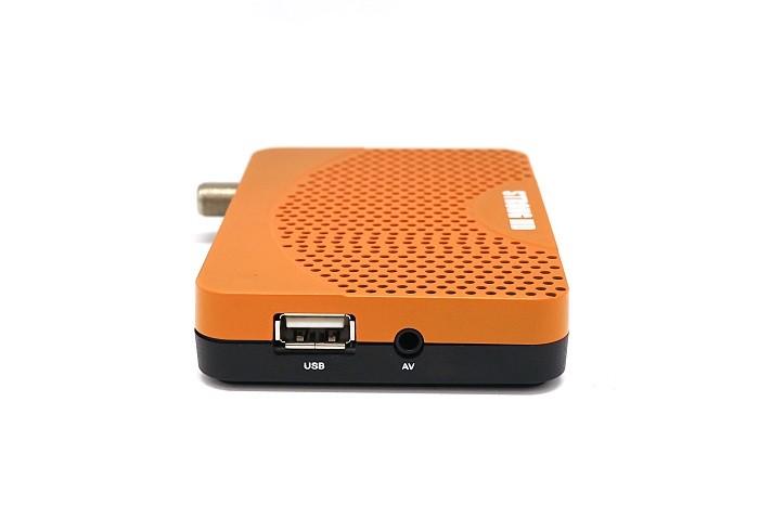 DVB-S/S2, MPEG-2/4 H.264 Standard