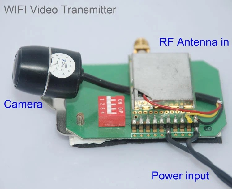 Wifi Video Transmitter