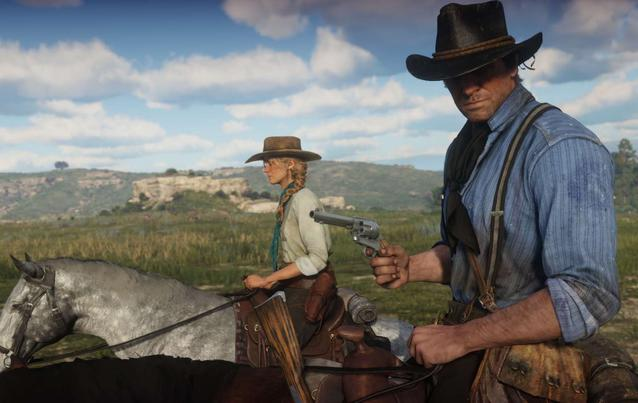 Red Dead Redemption 2 Im Test No Country For Bad Men PS4