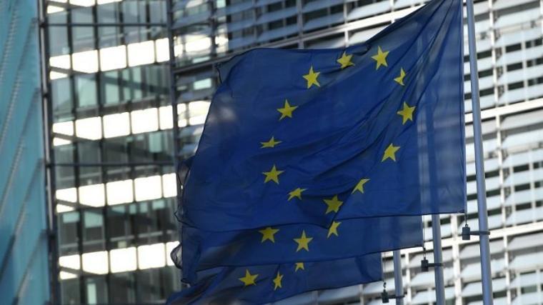 Banderas de la Unión Europea