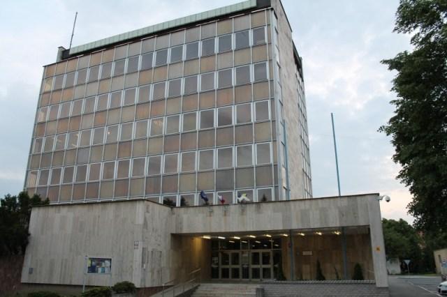 Mestský úrad Trebišov