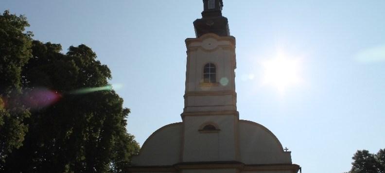 Gréckokatolícky chrám Nanebovzatia Presvätej Bohorodičky