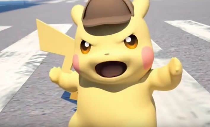 Detective Pikachu Fan Video Calls For Danny Devito To Play