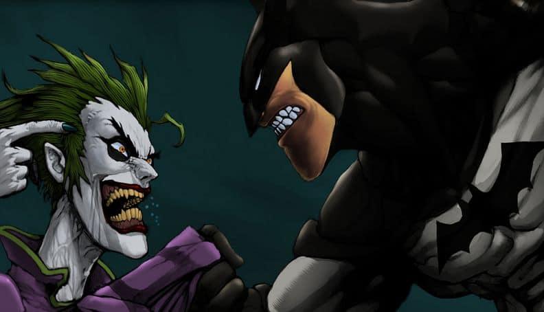 Image result for batman & joker