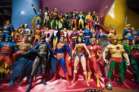 The Most Coveted Superhero Action Figures On The Planet