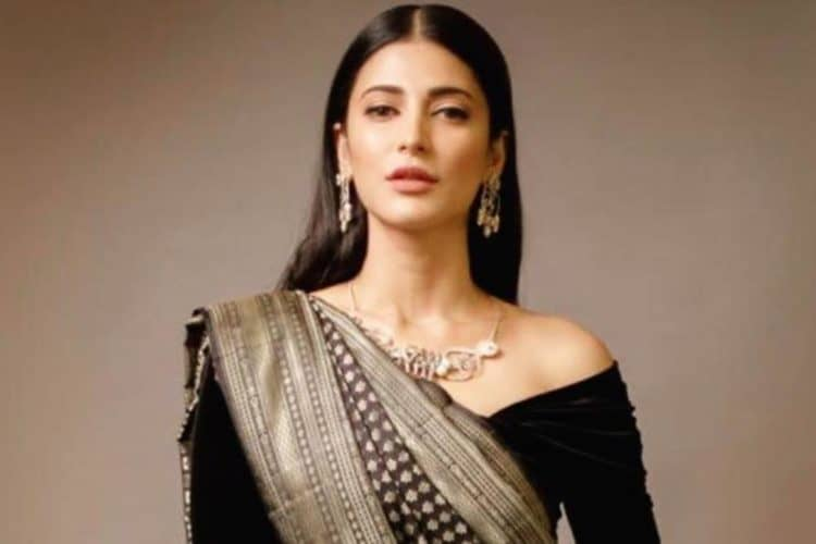 Actress Shruthi Hassan Latest March 2020 News