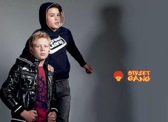 детская одежда street gang