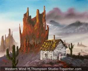 western-wind-painting
