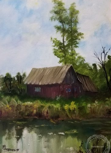 house-by-the-pond