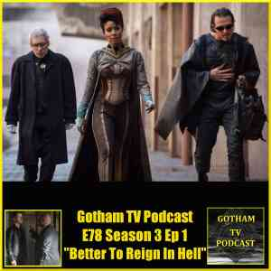 Gotham Season 3 Episode 1 Review