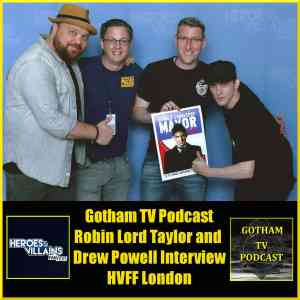 Interview with Robin Lord Taylor and Drew Powell