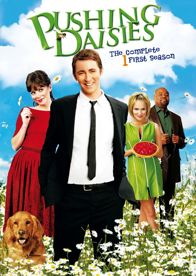 Image result for pushing daisies poster