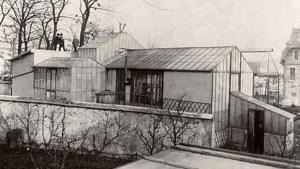 Atelier de pose à Montreuil (1897)