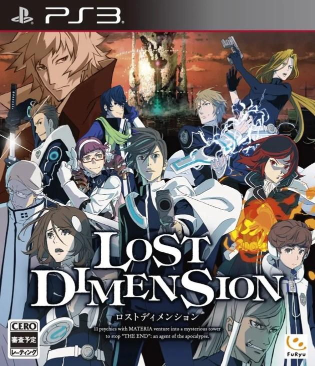 lost dimension ps