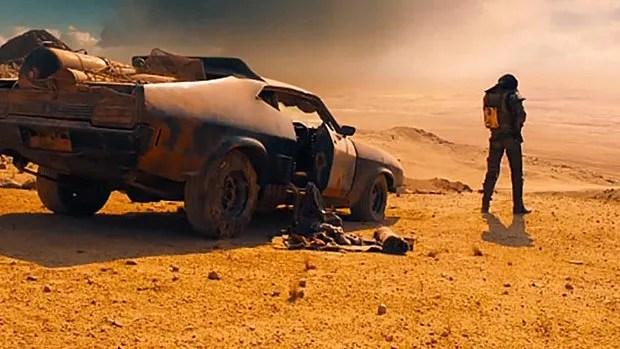 Plan d'ouverture du film