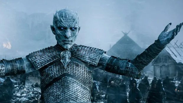 Game of Thrones roi de la nuit