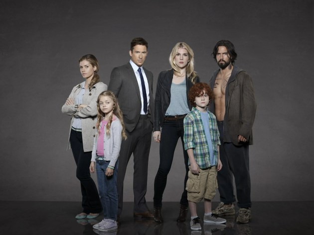 THE WHISPERS -  BRIANNA BROWN, KYLIE ROGERS, BARRY SLOANE, LILY RABE, KYLE HARRISON BREITKOPF, MILO VENTIMIGLIA