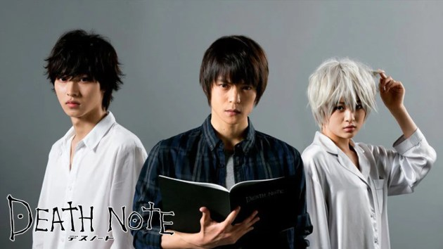 Death Note Live Action TV Drama 2015