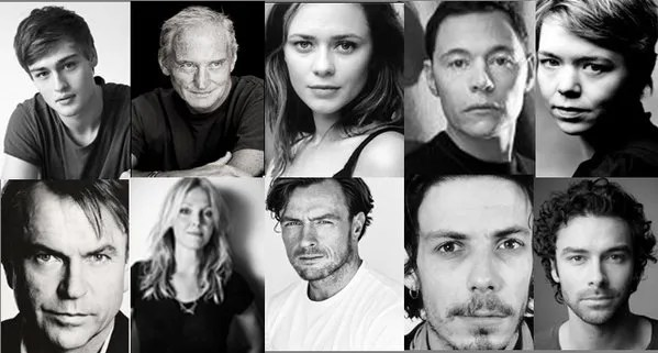 Agatha Christie's And Then There Were None  cast