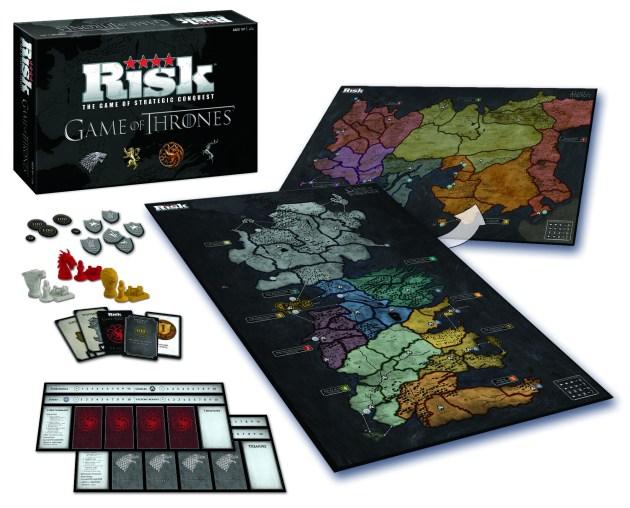 risk got