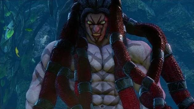 Street Fighter Necalli