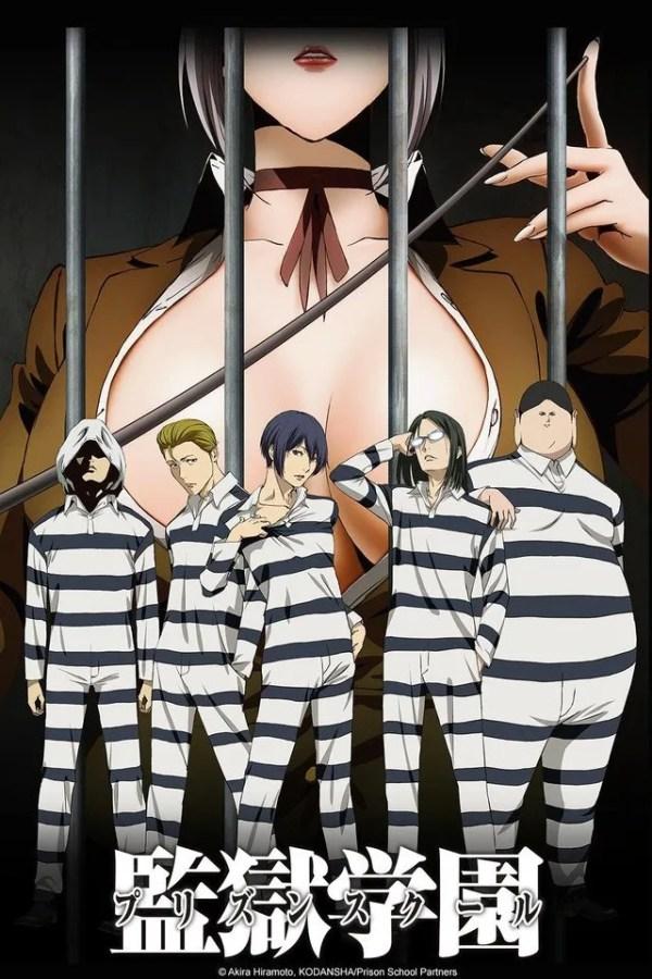 Prison School NicoNico
