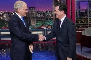 Talk-shows américains : Stephen Colbert